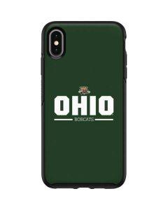 Ohio Bobcats Logo Otterbox Symmetry iPhone Skin
