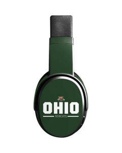Ohio Bobcats Logo Skullcandy Crusher Wireless Skin