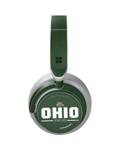 Ohio Bobcats Logo Surface Headphones Skin