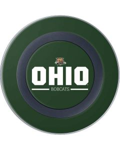 Ohio Bobcats Logo Wireless Charger Skin
