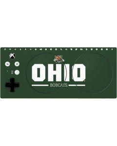 Ohio Bobcats Logo Xbox Adaptive Controller Skin