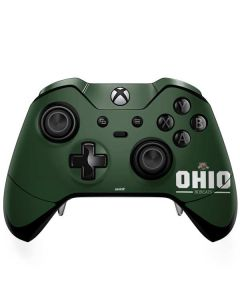 Ohio Bobcats Logo Xbox One Elite Controller Skin