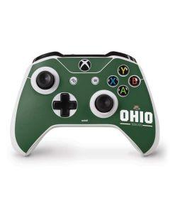 Ohio Bobcats Logo Xbox One S Controller Skin
