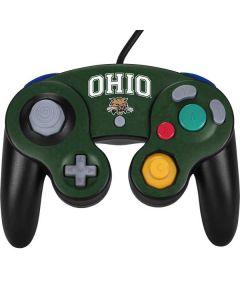 Ohio Bobcats Nintendo GameCube Controller Skin