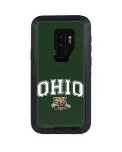 Ohio Bobcats Otterbox Defender Galaxy Skin