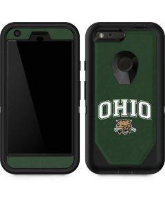 Ohio Bobcats Otterbox Defender Pixel Skin
