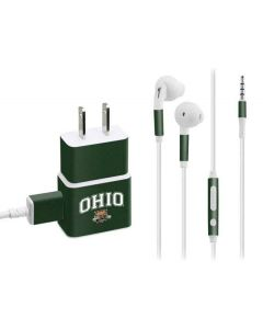 Ohio Bobcats Phone Charger Skin