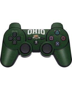Ohio Bobcats PS3 Dual Shock wireless controller Skin