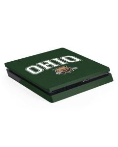 Ohio Bobcats PS4 Slim Skin