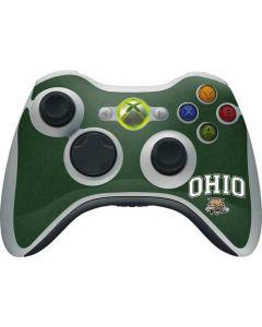 Ohio Bobcats Xbox 360 Wireless Controller Skin