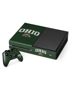 Ohio Bobcats Xbox One Console and Controller Bundle Skin