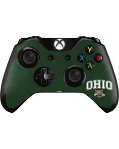Ohio Bobcats Xbox One Controller Skin