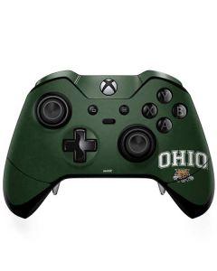 Ohio Bobcats Xbox One Elite Controller Skin