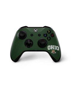 Ohio Bobcats Xbox One X Controller Skin