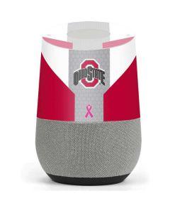 Ohio State Breast Cancer Google Home Skin