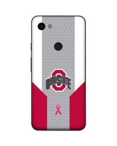 Ohio State Breast Cancer Google Pixel 3a Skin