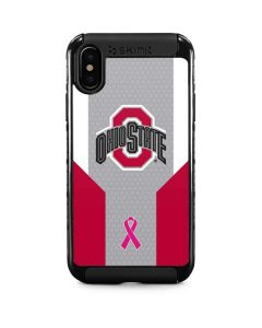 Ohio State Breast Cancer iPhone X Cargo Case