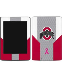 Ohio State Breast Cancer Amazon Kindle Skin