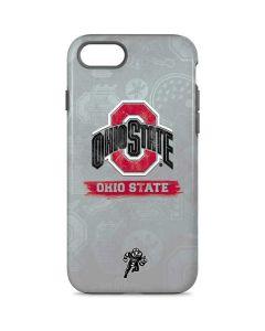 Ohio State Distressed Logo iPhone 7 Pro Case