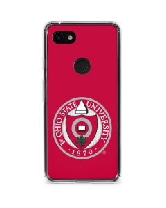 Ohio State Established 1870 Google Pixel 3a XL Clear Case