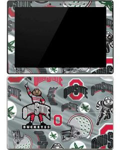 Ohio State Pattern Surface 3 Skin