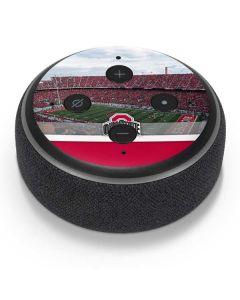 Ohio State Stadium Amazon Echo Dot Skin