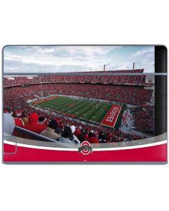 Ohio State Stadium Galaxy Book Keyboard Folio 10.6in Skin