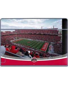 Ohio State Stadium Galaxy Book Keyboard Folio 12in Skin