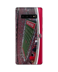 Ohio State Stadium Galaxy S10 Plus Skin