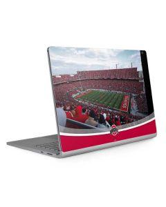 Ohio State Stadium Surface Book 2 13.5in Skin