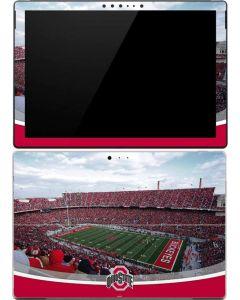 Ohio State Stadium Surface Pro (2017) Skin