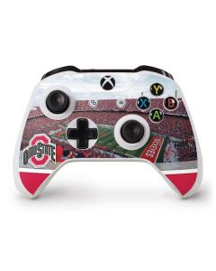Ohio State Stadium Xbox One S Controller Skin