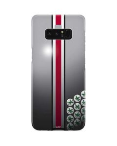 Ohio State University Buckeyes Galaxy Note 8 Lite Case