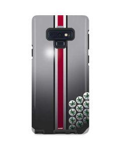 Ohio State University Buckeyes Galaxy Note 9 Pro Case