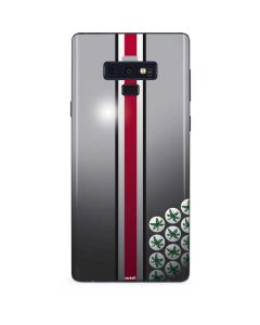 Ohio State University Buckeyes Galaxy Note 9 Skin
