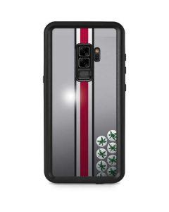 Ohio State University Buckeyes Galaxy S9 Plus Waterproof Case