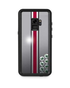 Ohio State University Buckeyes Galaxy S9 Waterproof Case