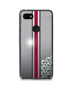 Ohio State University Buckeyes Google Pixel 3a XL Clear Case