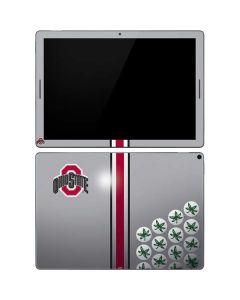 Ohio State University Buckeyes Google Pixel Slate Skin