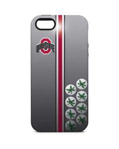 Ohio State University Buckeyes iPhone 5/5s/SE Pro Case