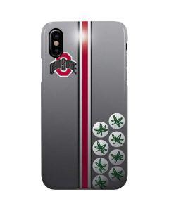 Ohio State University Buckeyes iPhone XS Lite Case
