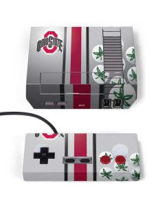 Ohio State University Buckeyes NES Classic Edition Skin