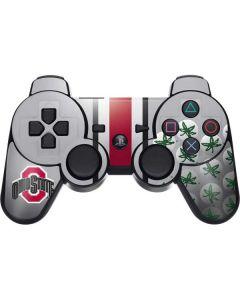 Ohio State University Buckeyes PS3 Dual Shock wireless controller Skin