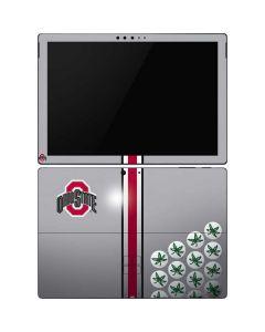 Ohio State University Buckeyes Surface Pro 6 Skin