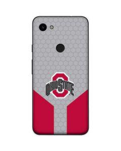 Ohio State University Google Pixel 3a Skin