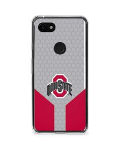 Ohio State University Google Pixel 3a XL Clear Case