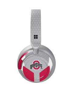 Ohio State University Surface Headphones Skin