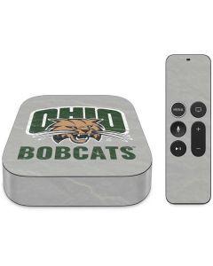 Ohio University Bobcats Apple TV Skin