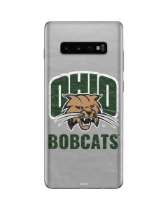 Ohio University Bobcats Galaxy S10 Plus Skin