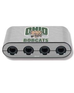 Ohio University Bobcats Nintendo GameCube Controller Adapter Skin
